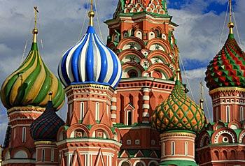 Rusland: visum informatie en reisverzekering