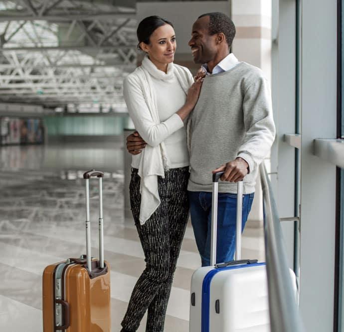 Reisverzekering voor buitenlandse familie, vrienden of partner