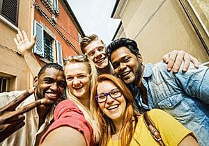 Doorlopende reisverzekering voor studenten