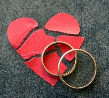 Annuleringsverzekering en beëindiging relatie of scheiding