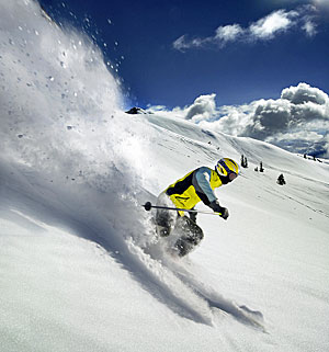 Tot 25% korting op de doorlopende wintersport reisverzekering