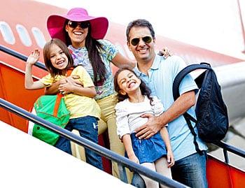 Goedkoopste doorlopende reisverzekering voor gezinnen
