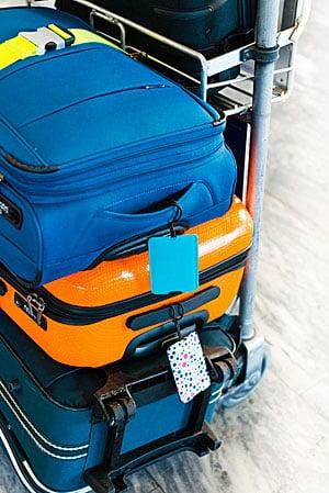 bagagekosten luchtvaartmaatschappijen