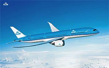 KLM veiligste luchtvaartmaatschappij Europa