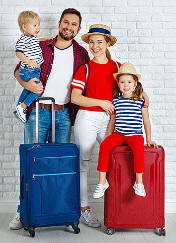 Kinderen (gratis) meeverzekeren op de doorlopende reisverzekering