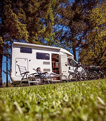 Goedkoopste verzekering voor gehuurde camper