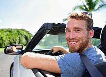 Risico's van autohuur in het buitenland