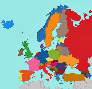Welke landen vallen bij een reisverzekering onder Europadekking?