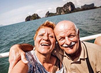 10% korting op een Reisverzekering voor ouderen en senioren