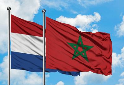 Van Marokko naar Nederland