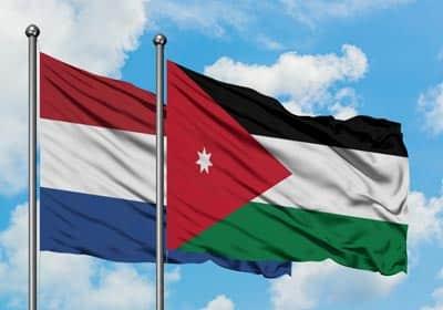 Schengenvisum van Jordanië naar Nederland