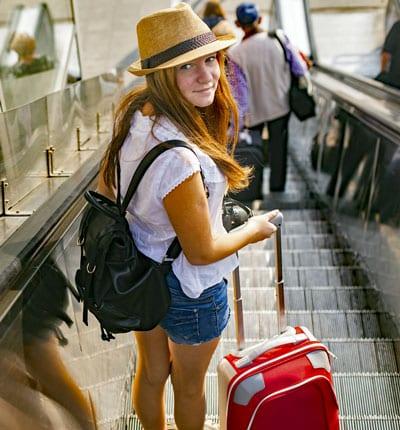 een reisverzekering voor een minderjarig kind afsluiten