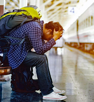 Nederlandse jongeren in de problemen tijdens vakantie