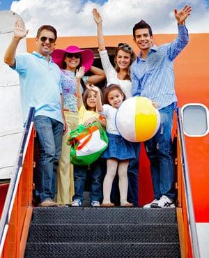 Doorlopende reisverzekering voor het gezin