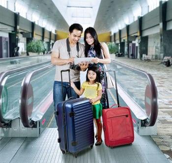 Reisverzekering familiebezoek Nederland