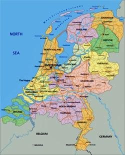 Wat kost een Schengenvisum kort verblijf voor Nederland?