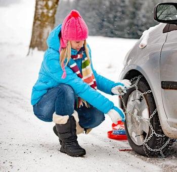 Huurauto verzekering wintersport