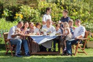 Annuleringsverzekering voor meerdere gezinnen