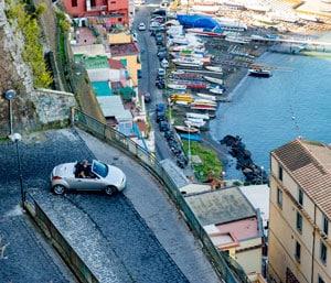 Verzekering huurauto Italie