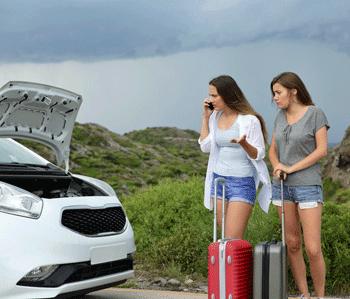 Reisverzekering autopech